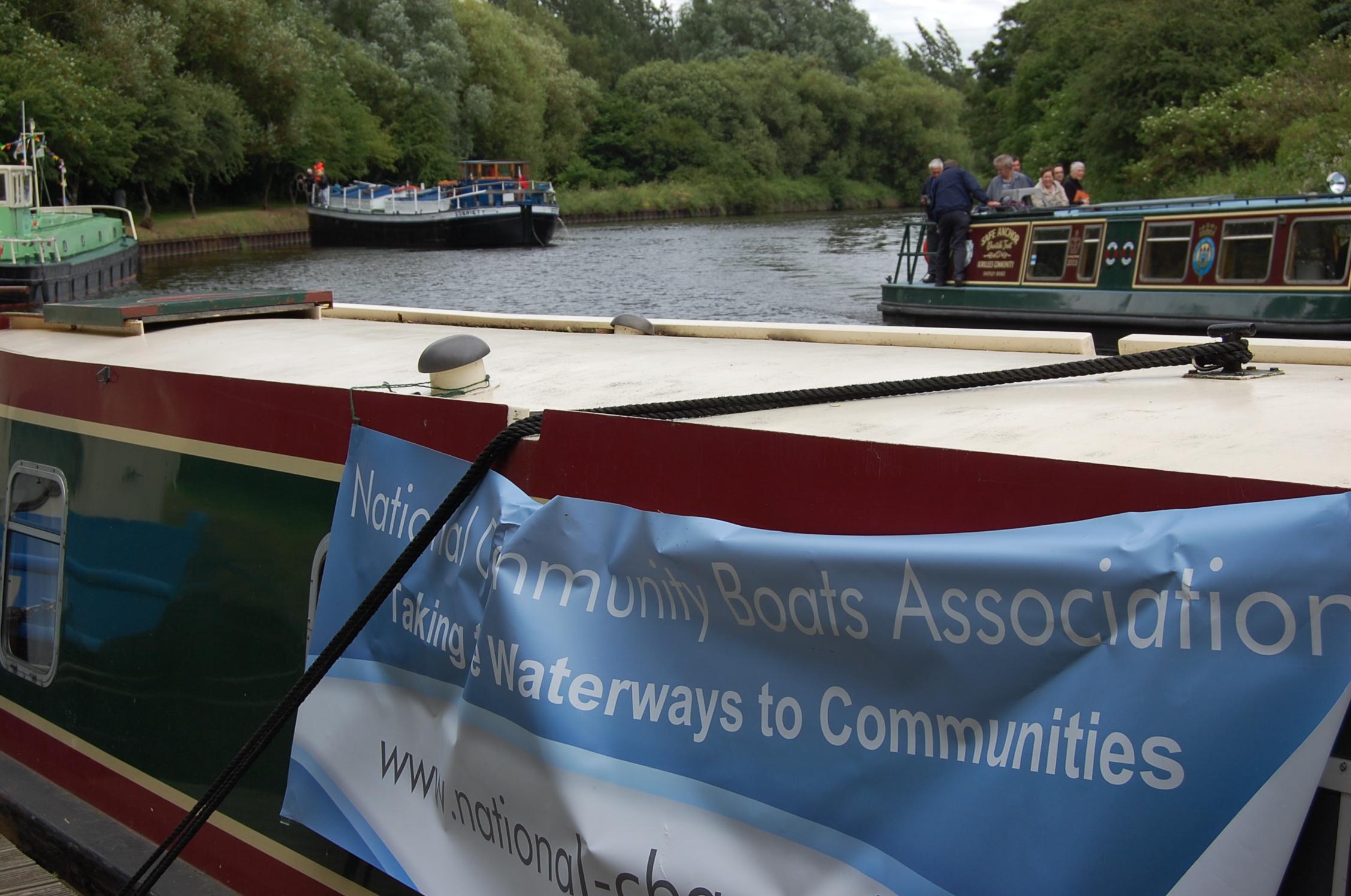 Community boat