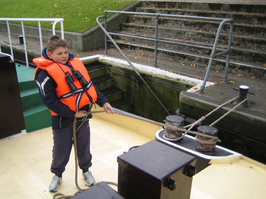 Sail4Cancer Thames