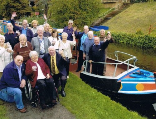 Staffordshire community boat wins Queen's Award
