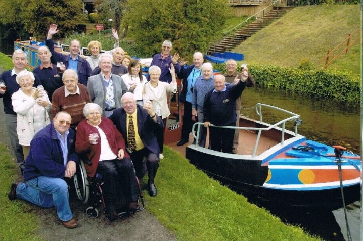 South Staffordshire Narrowboat Company celebrate 25 years.