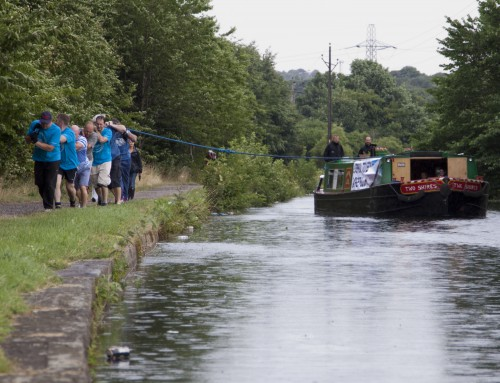 Why We Are Hand-Pulling a Barge From Liverpool to Leeds