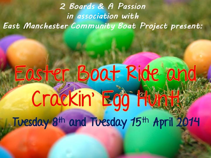 East Manchester Community Boat Project