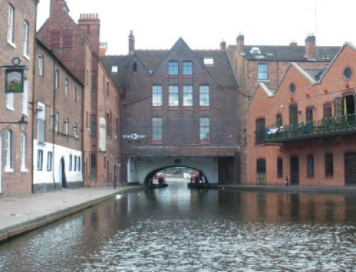 Does Birmingham Have More Canals Than Venice?