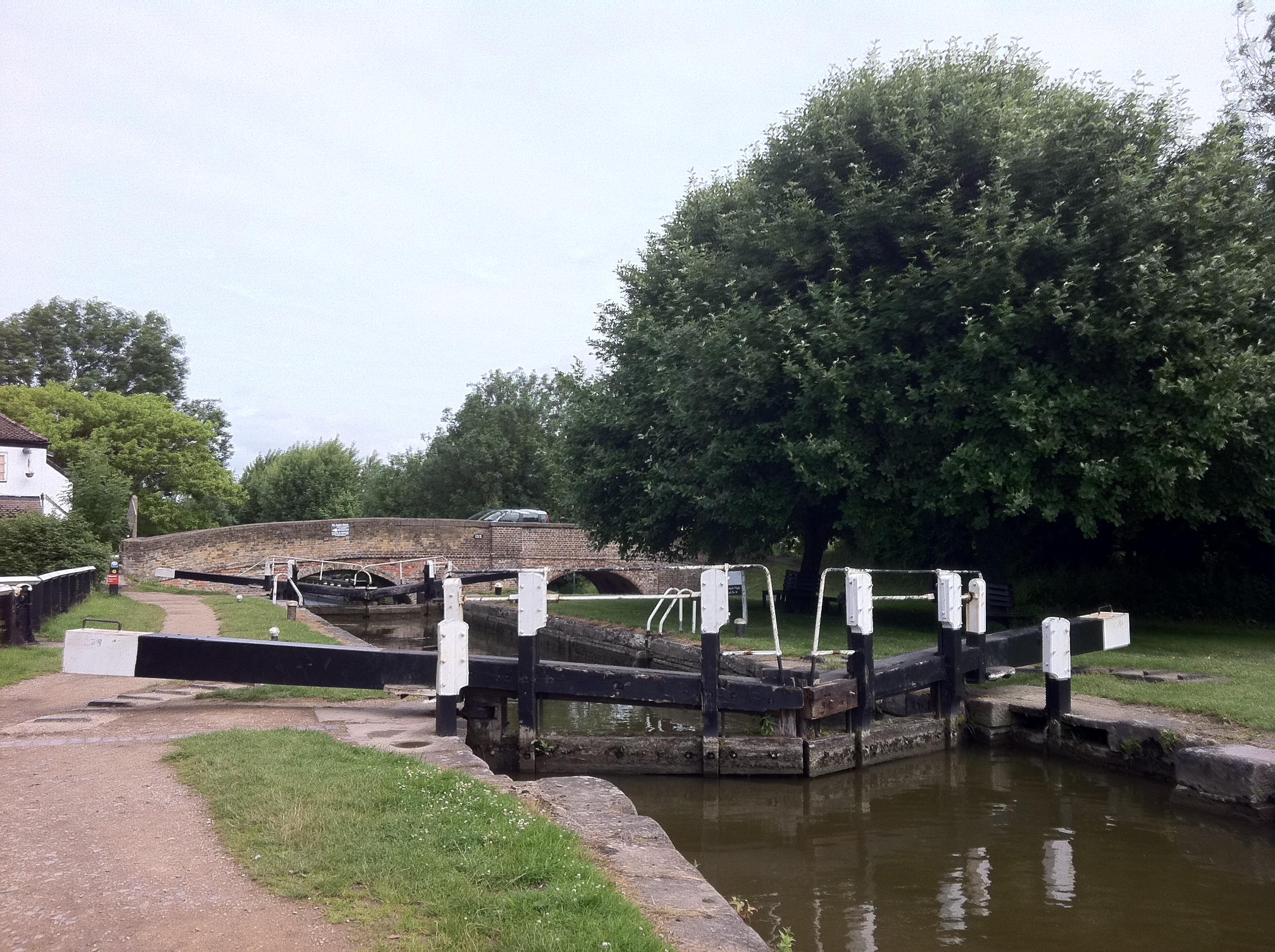 Marsworth Lock 39