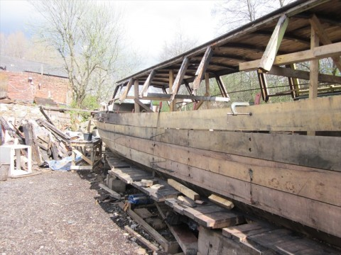 'Hazel' restoration.