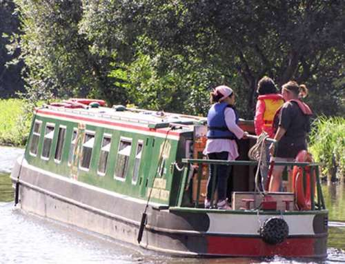 A Course for those Hiring a Boat – Towpath Talk, July 2017