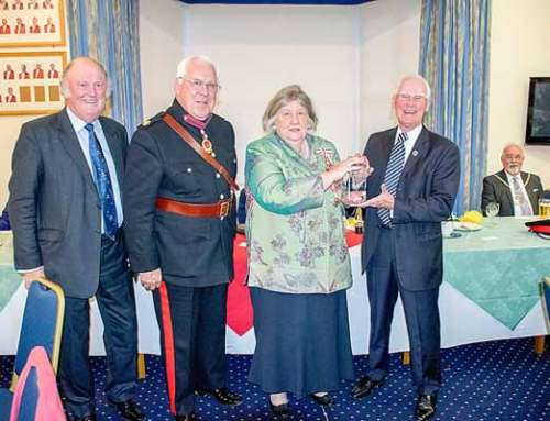 Prestigious Award for NCBA Centre – Towpath Talk, October 2017