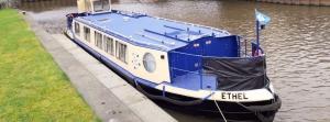 Ethel Trust Community Barge