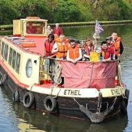 Ethel Trust Community Barge