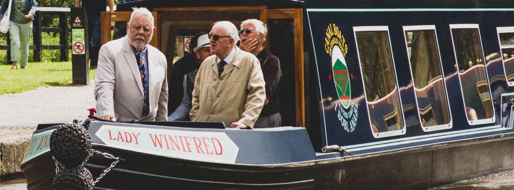 Vale of Llangollen Canal Boat Trust