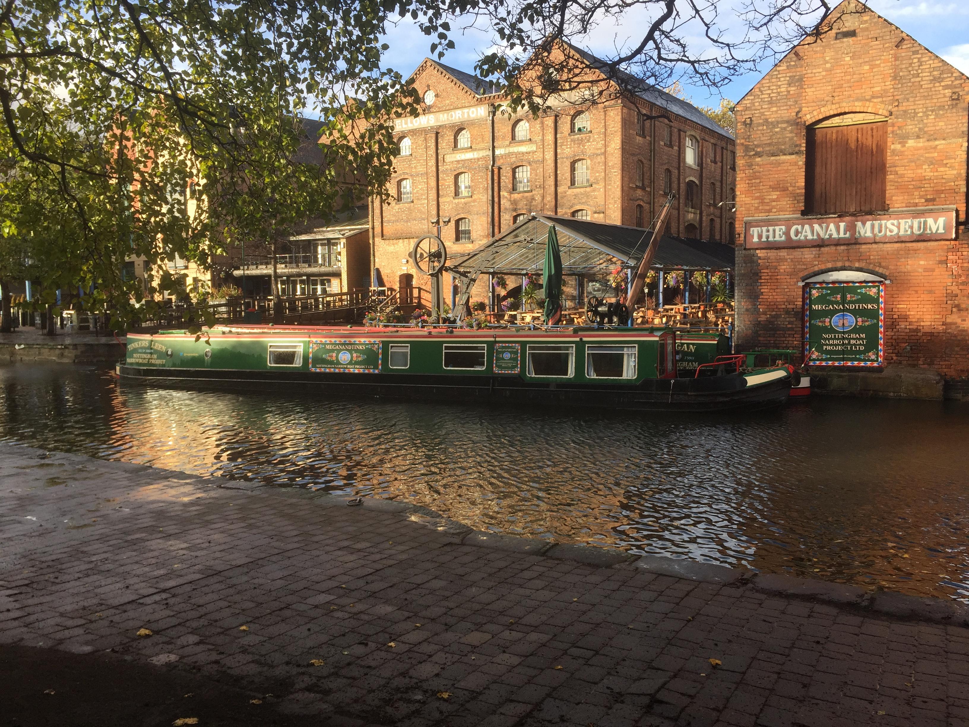 Nottingham Narrowboat Project