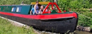Wooden Canal Boat Society