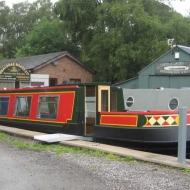 Blackwater Community Barge