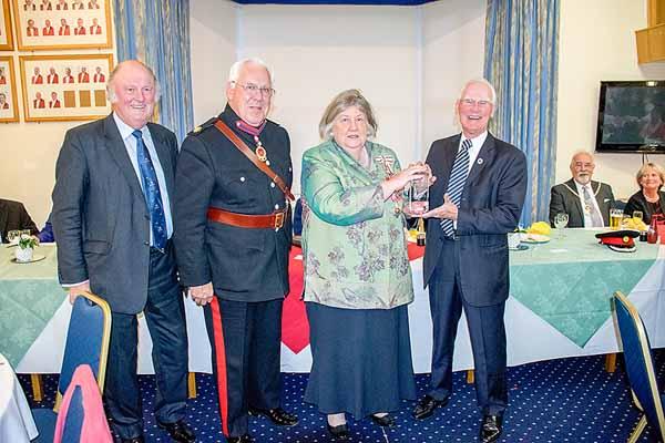 Prestigious Award for NCBA Centre – Towpath Talk, October 2017