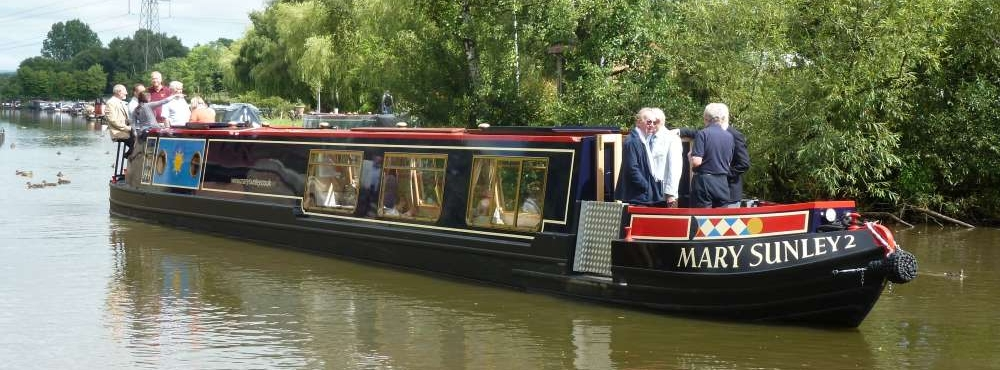 Mary Sunley Canal Boat Trust