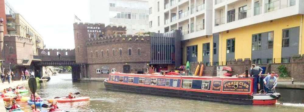 The Pirate Castle